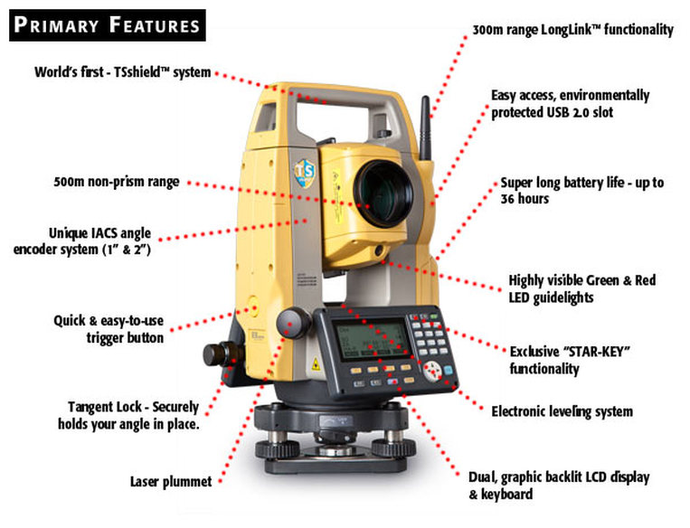 topcon total stations an survey instrument repair rh ansurveyinstrument com Topcon Total Station S6 Topcon Instruction Manuals